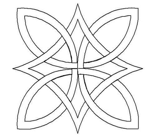 500x443 Celtic Knotwork Celtic Knot Sku Dp 1034 Celtic Knot Block