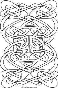200x300 Best Coloring Books Ever Celtic Knot Designs, Celtic Knots