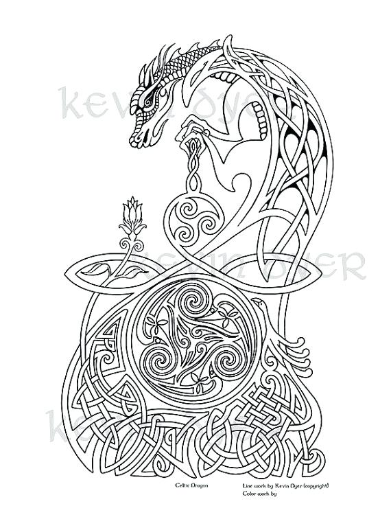 Celtic Tree Of Life Drawing at GetDrawings.com | Free for personal ...
