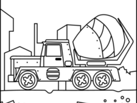 cc5500 coloring pages - photo#7