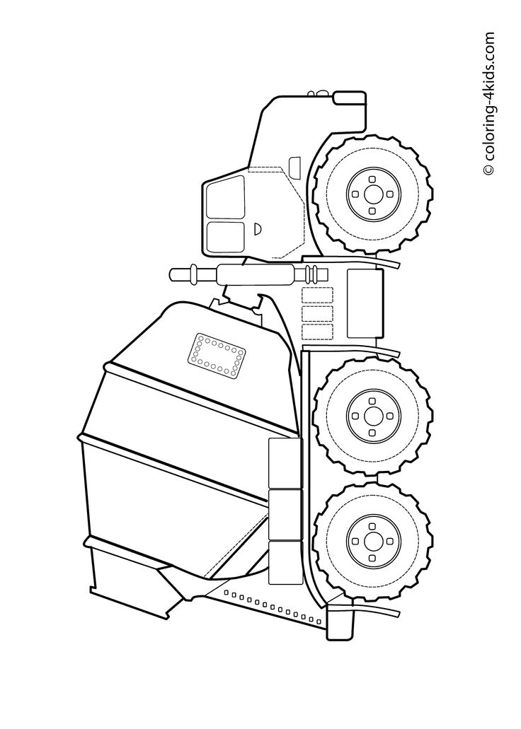 cc5500 coloring pages - photo#21