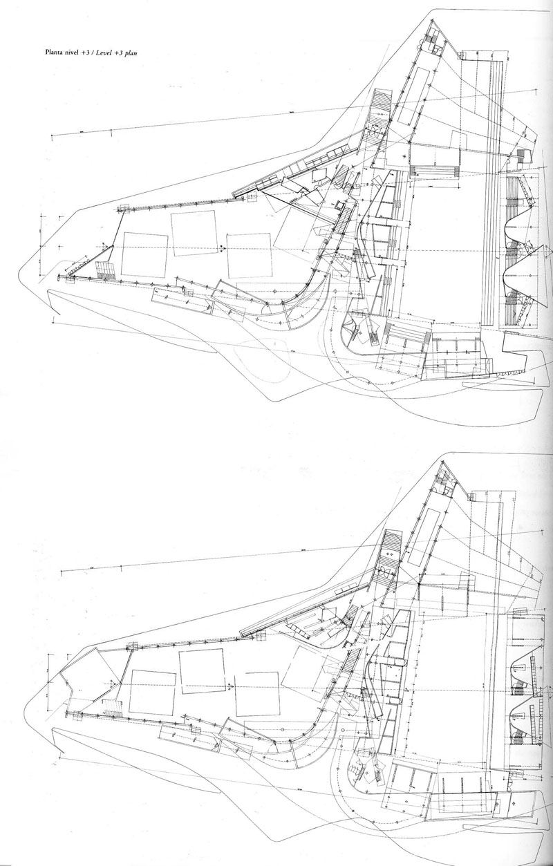 800x1253 Maps The Architectural Plan As A Map. Drawings By Enric