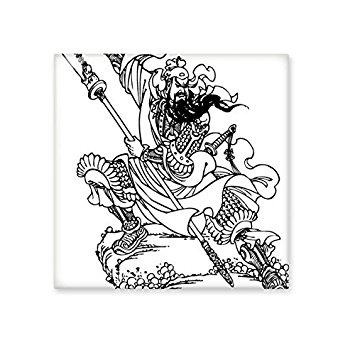 355x355 Masterpiece The Romance Of The Three Kingdoms China Chinese Guanyu