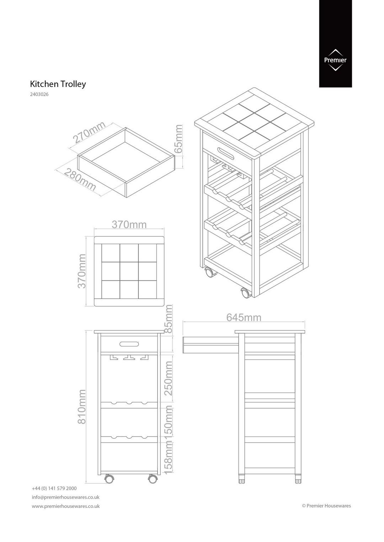 1080x1527 Own This Bonsoni Pinewoodceramic Tile Top Drawer6 Bottle Storage