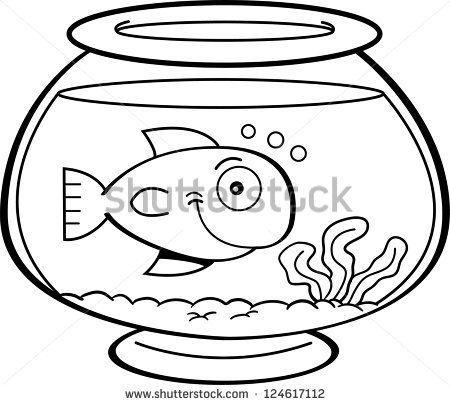 450x405 Empty Fruit Bowl Coloring Page ~
