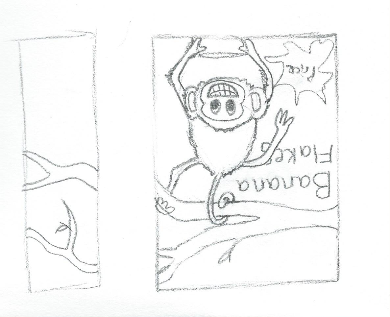 1186x964 Cereal Box Design Designing The Character Kat Dunbobbin Design
