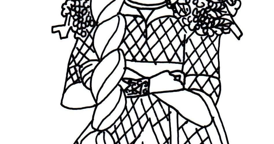 Cerise Hood Drawing at GetDrawings