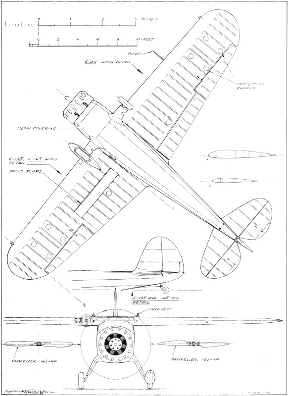 582x800 Cessna Airmaster Article Article Amp Plans, May 1974 American