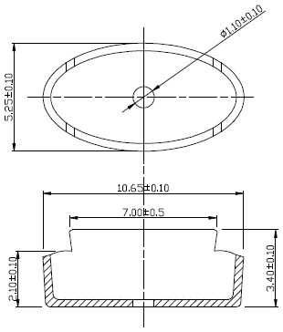 310x364 Cfl Eyelets In India Sweetone Industries