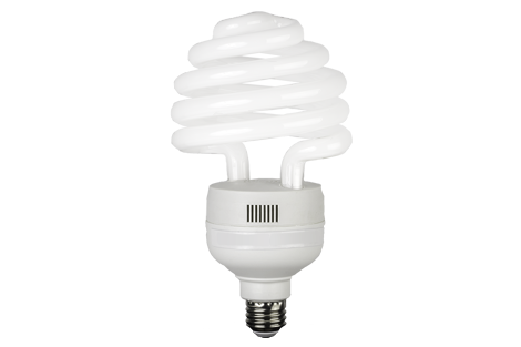 470x313 55w Cfl Bulb, Replaces 250w Incandescent Full Spectrum