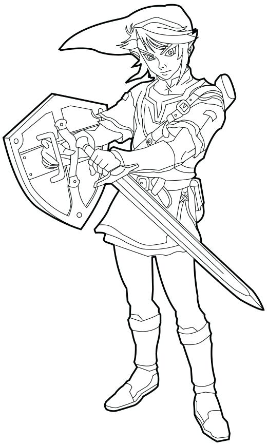 520x867 Link Coloring Pages Coloring Pages Free Printable Fancy Chain Link