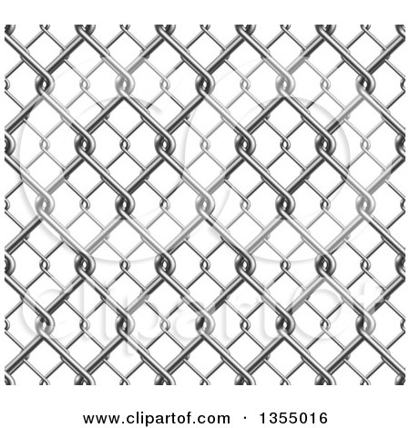 450x470 Clipart Of A 3d Seamless Chainlink Fence Background