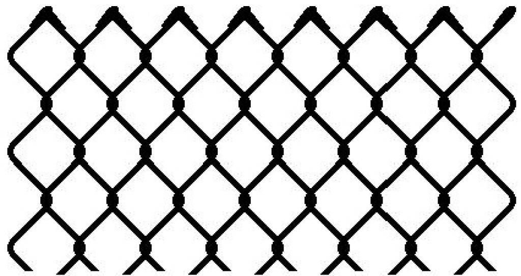 1024x543 96 9 Ga. Gaw (2 Mesh) 2.0 Oz Galvanized Chain Link Fabric A1