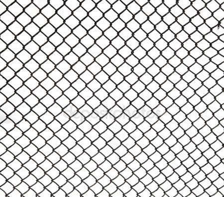 450x395 Metallic Fence Stock Vector Cherkas