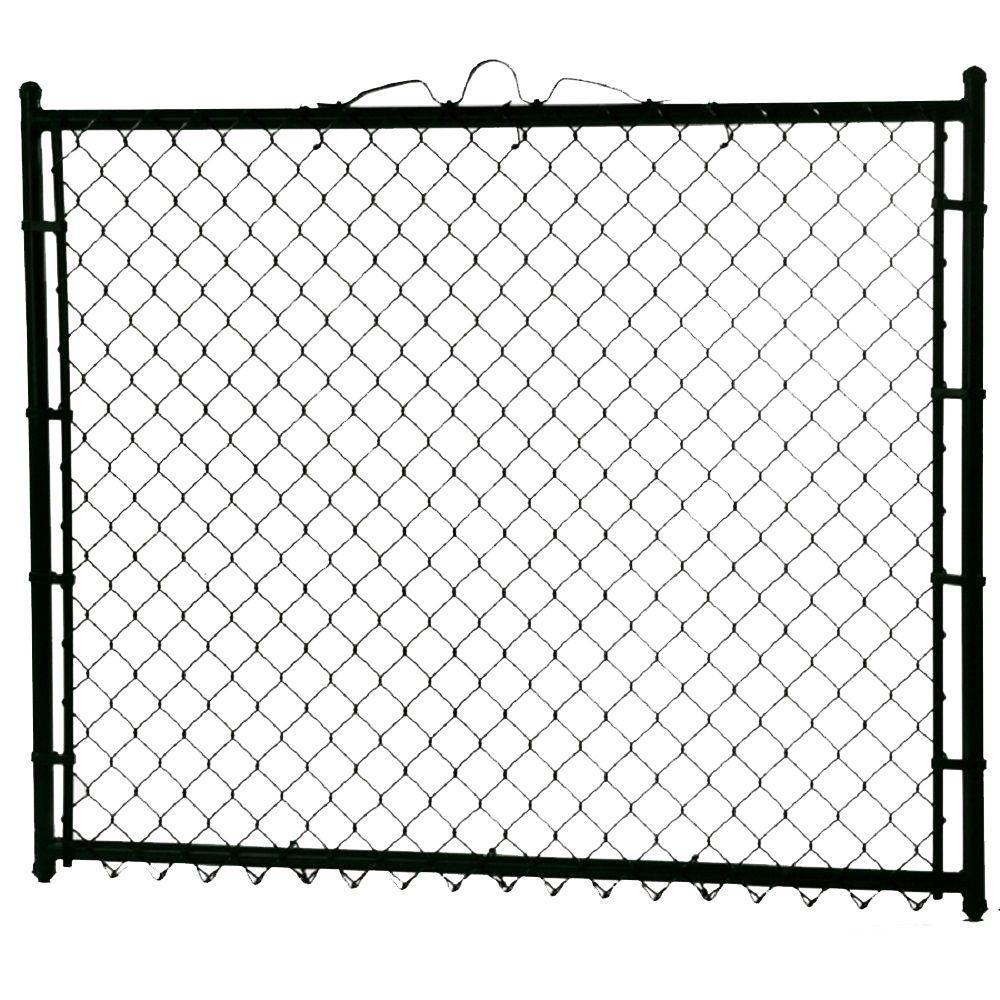 1000x1000 Yardgard 3.5 Ft. W X 4 Ft. H Walk Steel Fence Gate Gsa4248pbl