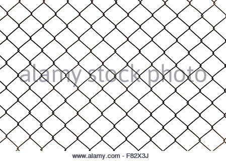 449x320 Metal Chain Link Fence Background Stock Photo, Royalty Free Image