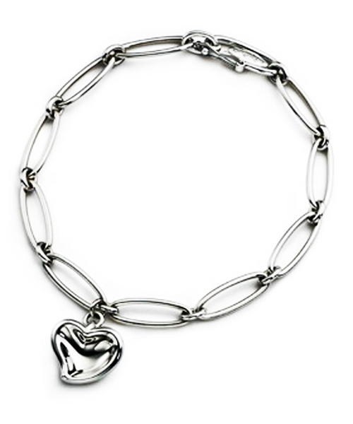 500x600 Elegantly Styled Silver Chained Bracelets Collection