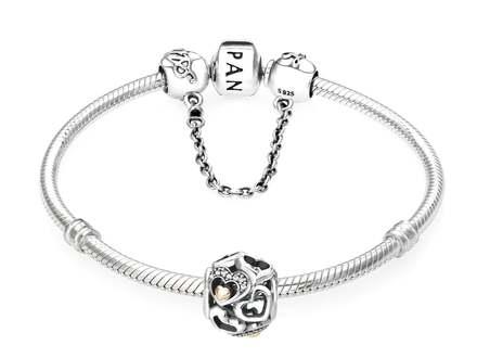 440x330 Pandora Heart Crown Safety Chain 791878 07 John Greed, Pandora