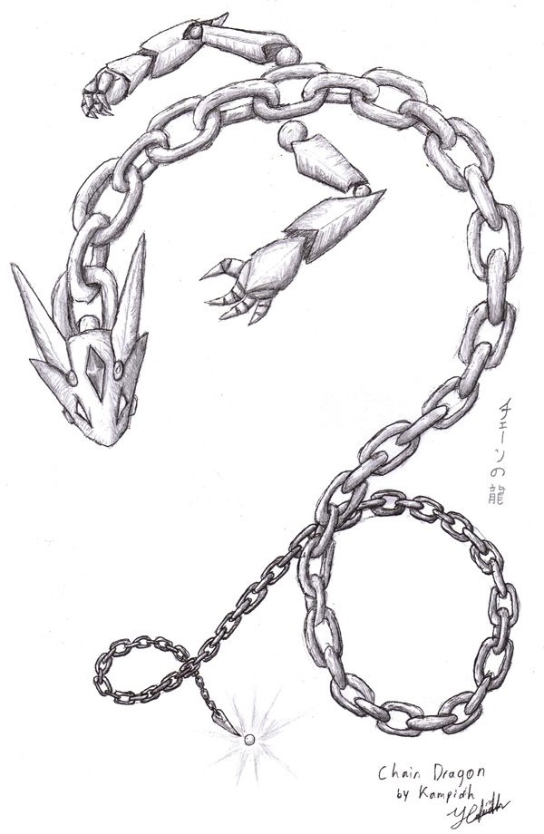 600x920 Chain Dragon