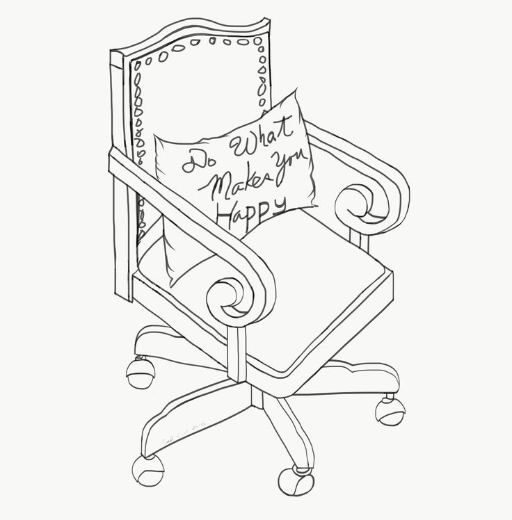 Chairs Drawing