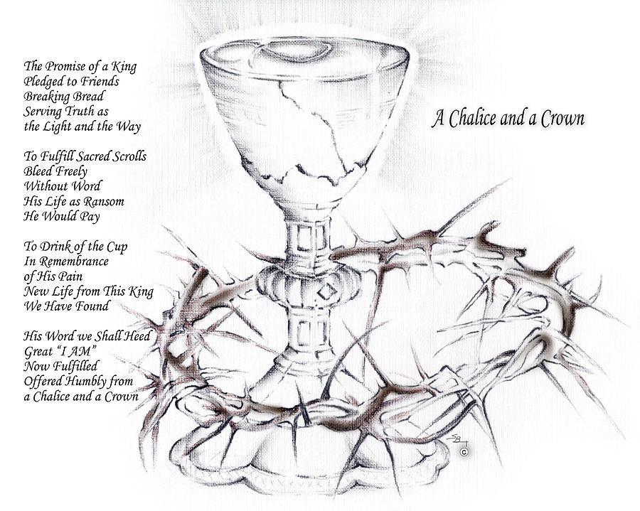 Chalice Drawing