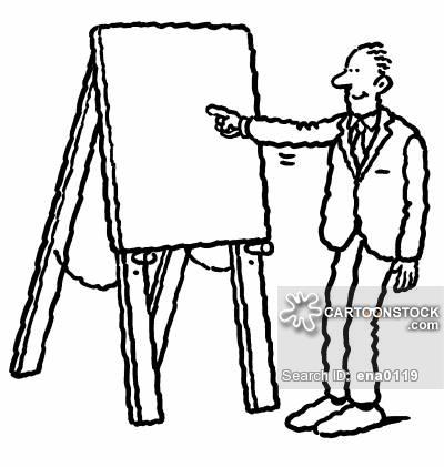 400x421 Chalkboard Cartoons And Comics