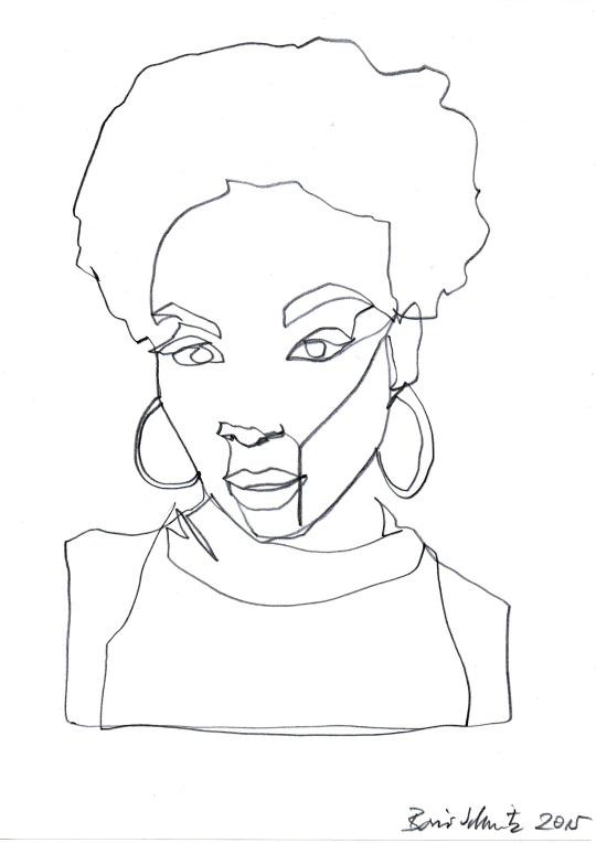 540x764 Boris Schmitz Portfolio Face Sketch Drawings