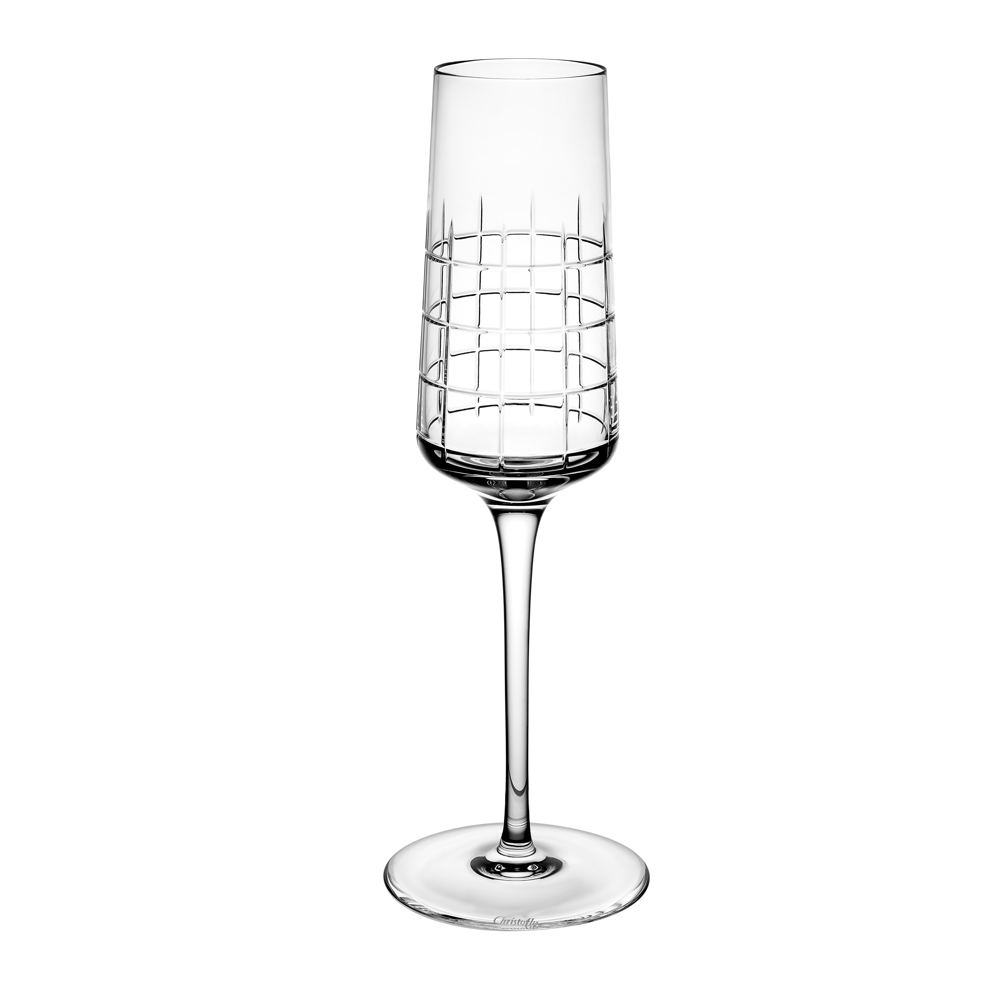 4000x4000 Christofle Champagne Flute In Crystal