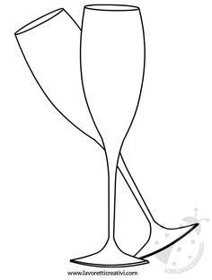 236x312 Champagne Glass Clip Art Free Contempocorp Picswordspng