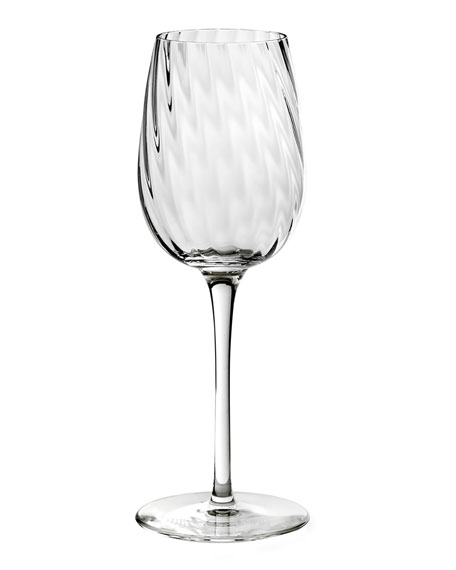 456x570 Saint Louis Crystal Twist 1586 Champagne Glass Neiman Marcus