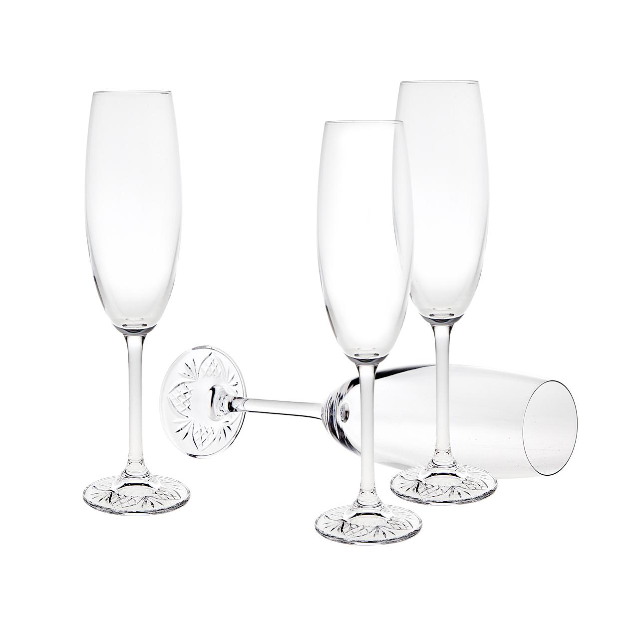1280x1280 A Taste Of Dublin Set Of 4 Champagne Flutes Bowring