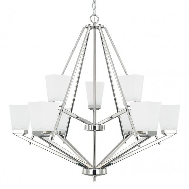 635x635 9 Light Chandelier Capital Lighting Fixture Company
