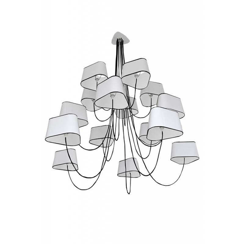 800x800 Chandelier 15 Grand Nuage