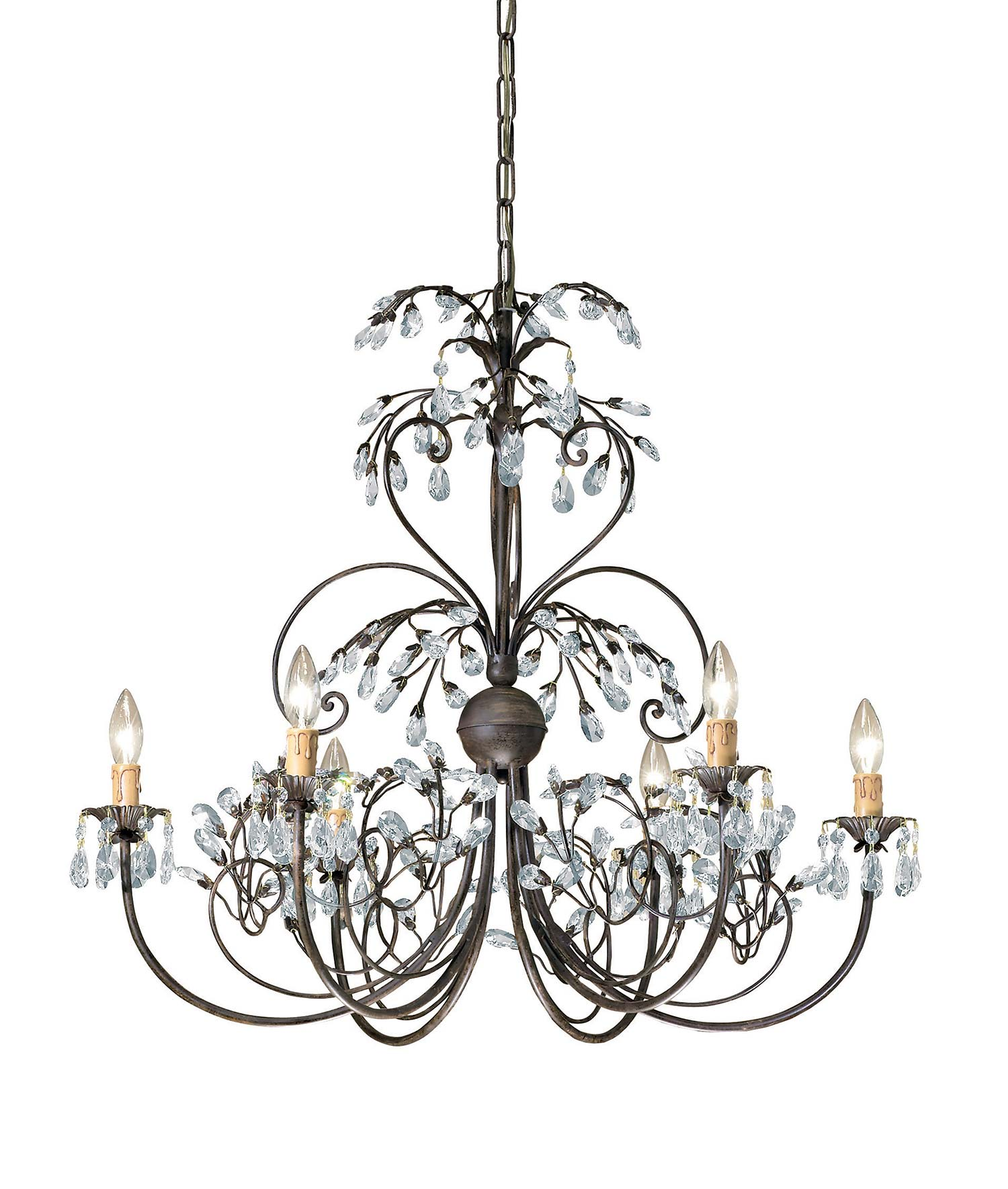 1500x1769 Impressive Lighting Crystorama Chandeliers Crystalroma For Crystal