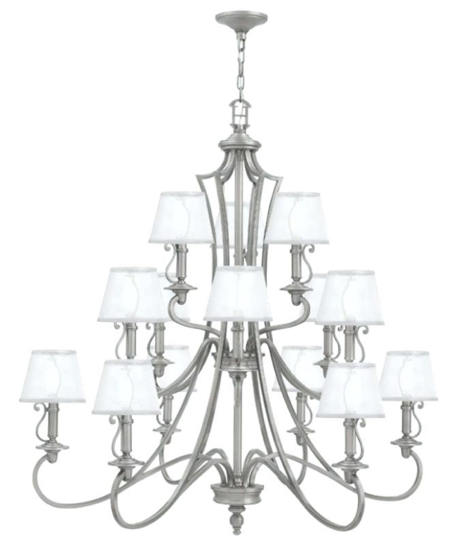 666x787 45 Collection Of Unusual Chandeliers