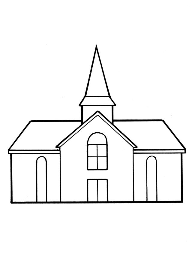 640x853 Meetinghouse