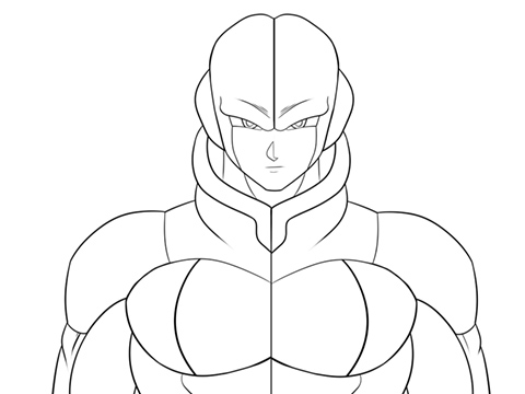 480x360 Dragon Ball Super How To Draw Hit