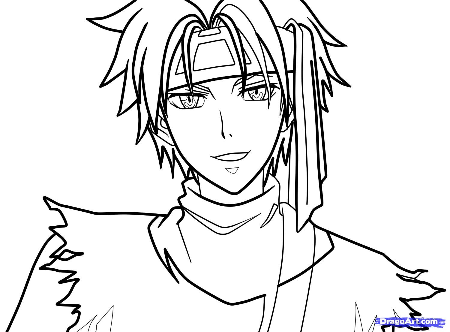 1500x1106 Drawing Anime Characters Draw Anime Characters How To Draw Natsu