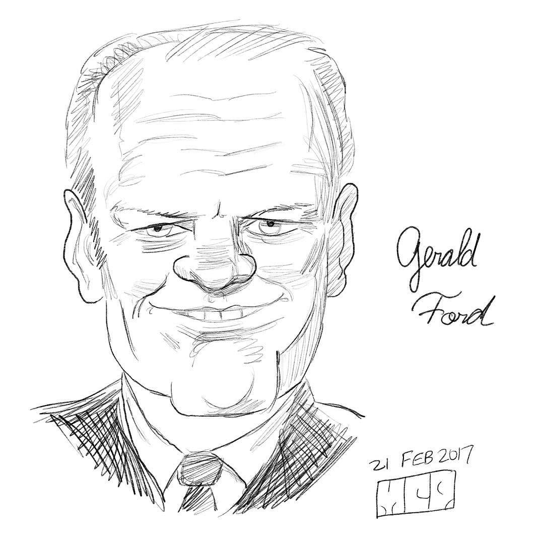 1080x1080 Gerald Ford