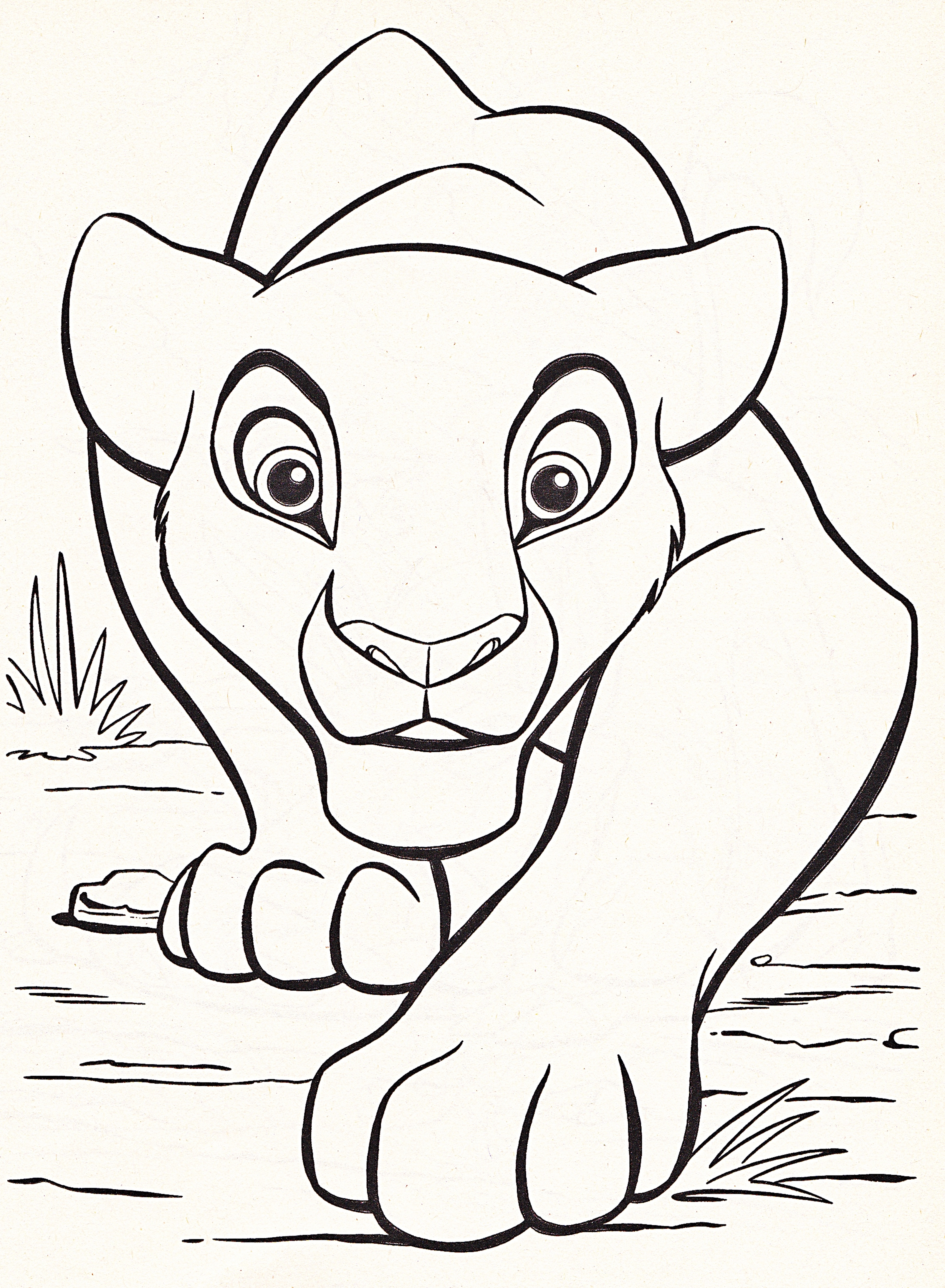 3209x4375 Disney Characters Coloring Pages Printable Character 4 Drawing