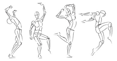 390x203 Gesture Drawing 101