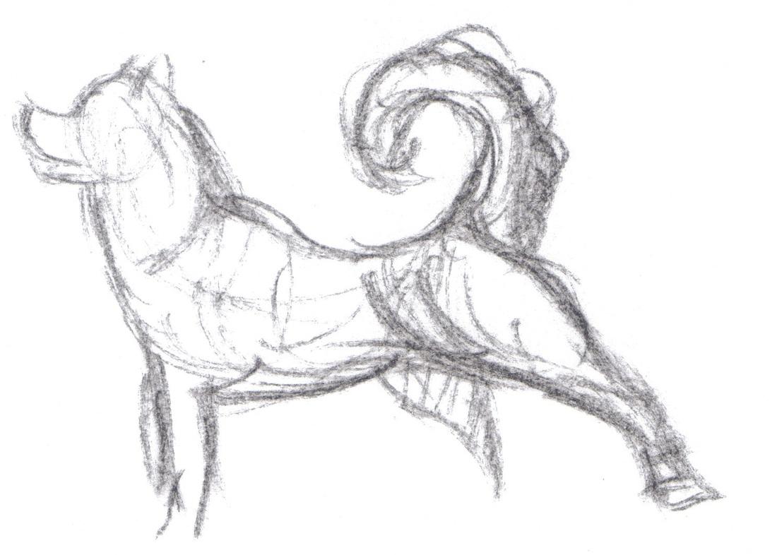 1100x786 11 Best Animal Gesture Drawings Images On Gesture