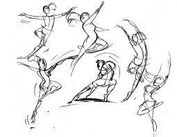 255x198 Scribble Gesture Drawings