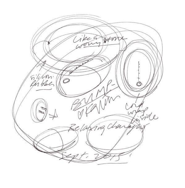 599x608 Bump Charger By Karim Rashid Sketch Karim Rashid