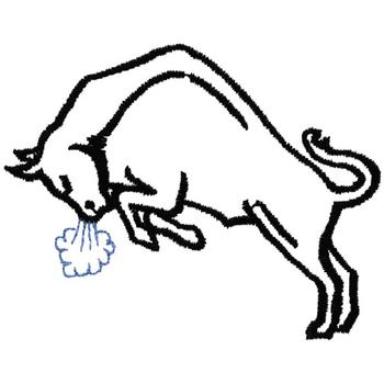charging bull drawing at getdrawings com free for personal use