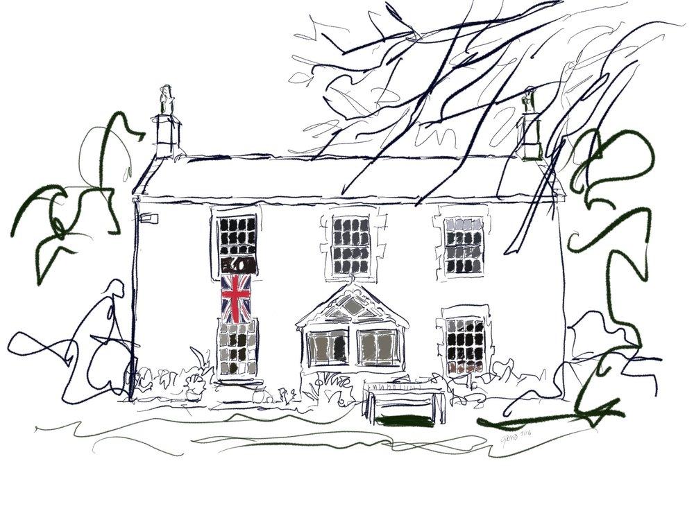 1000x750 Drawings R Gene House