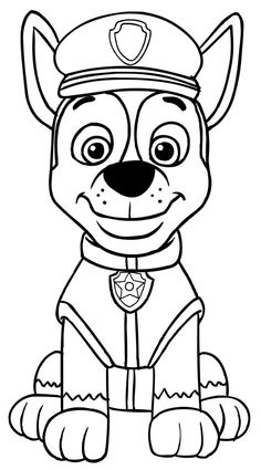 236x425 Paw Patrol Coloring Pages Paw Patrol, Met And Paw Patrol Party