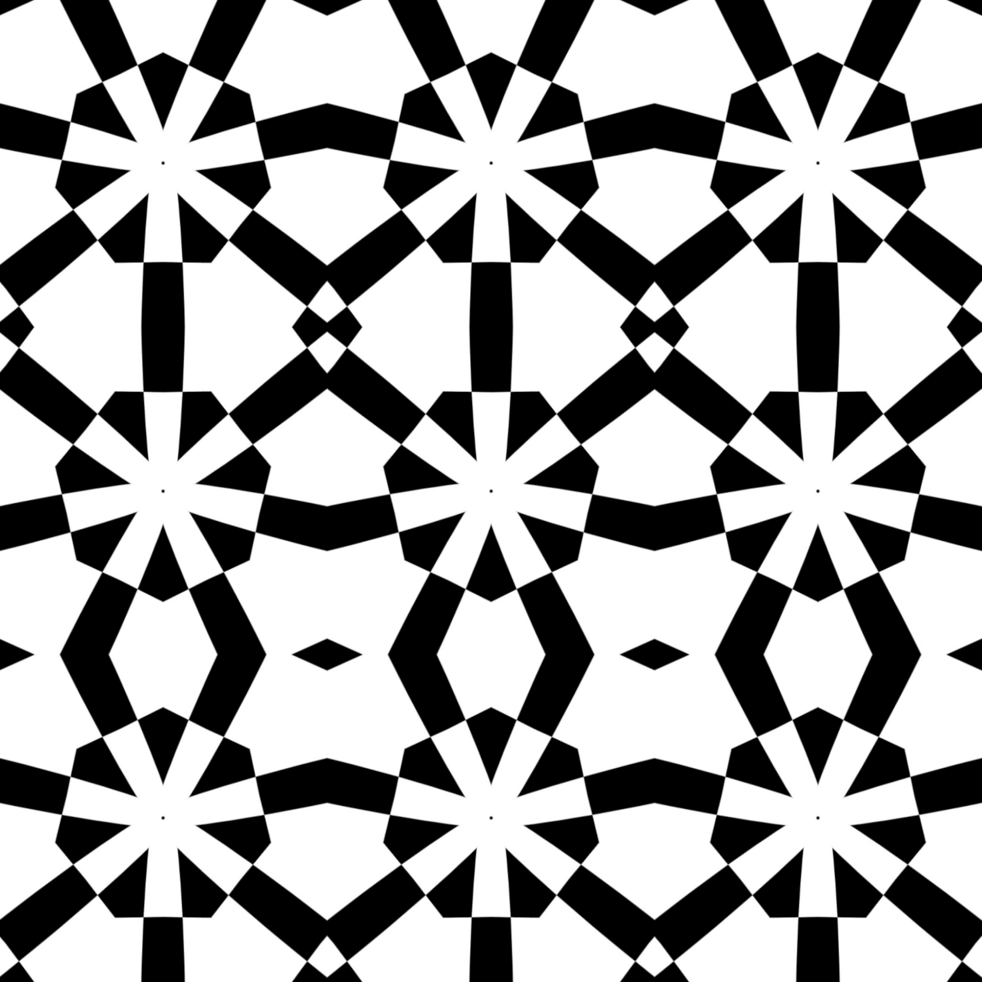 1920x1920 Checkerboard Flowers Free Stock Photo