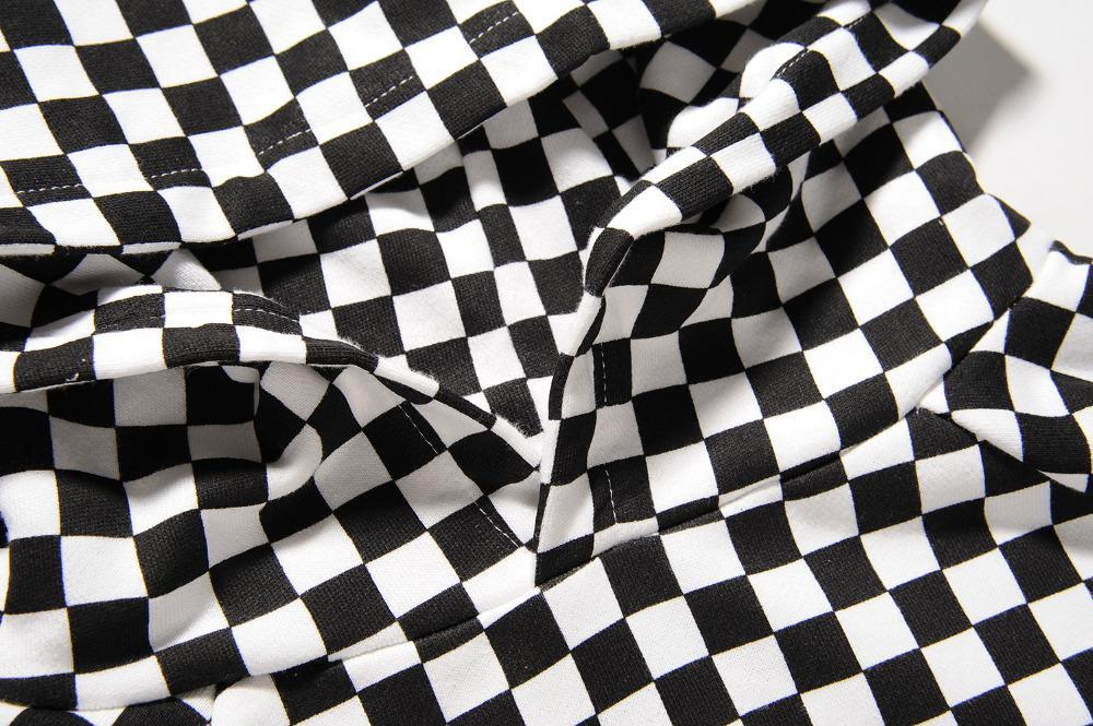 1000x665 Checkerboard Hoodie Before The High Street