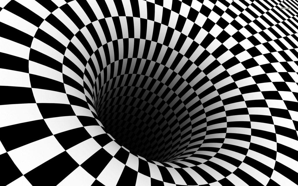 1024x640 Checkerboard Wallpaper